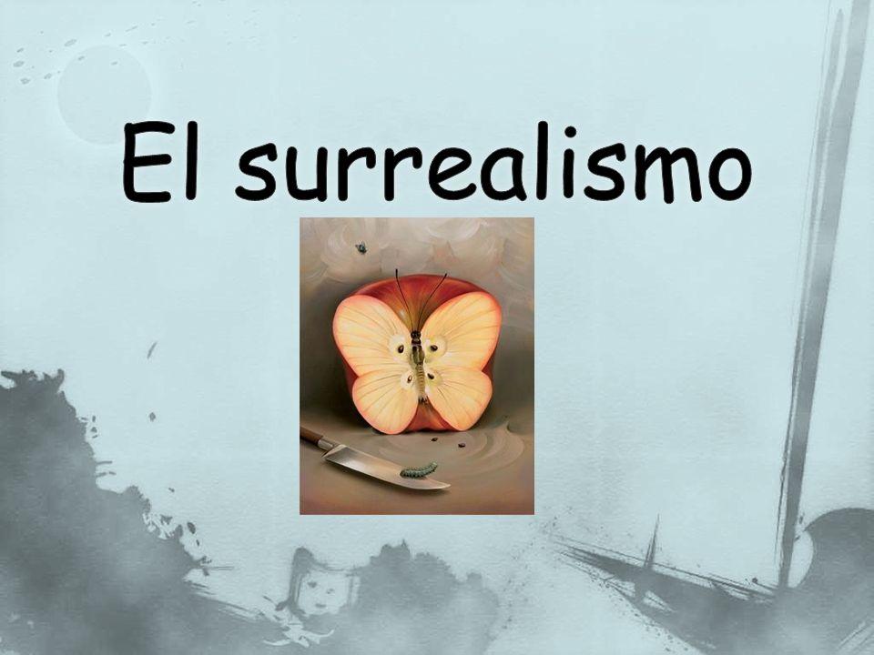 El surrealismo (en francés: surréalisme; sur [ sobre, por encima ] más réalisme [ realismo ]) es un movimiento de vanguardia artística creado en 1924 tras el Manifiesto Surrealista de André Breton, guía espiritual del mismo.