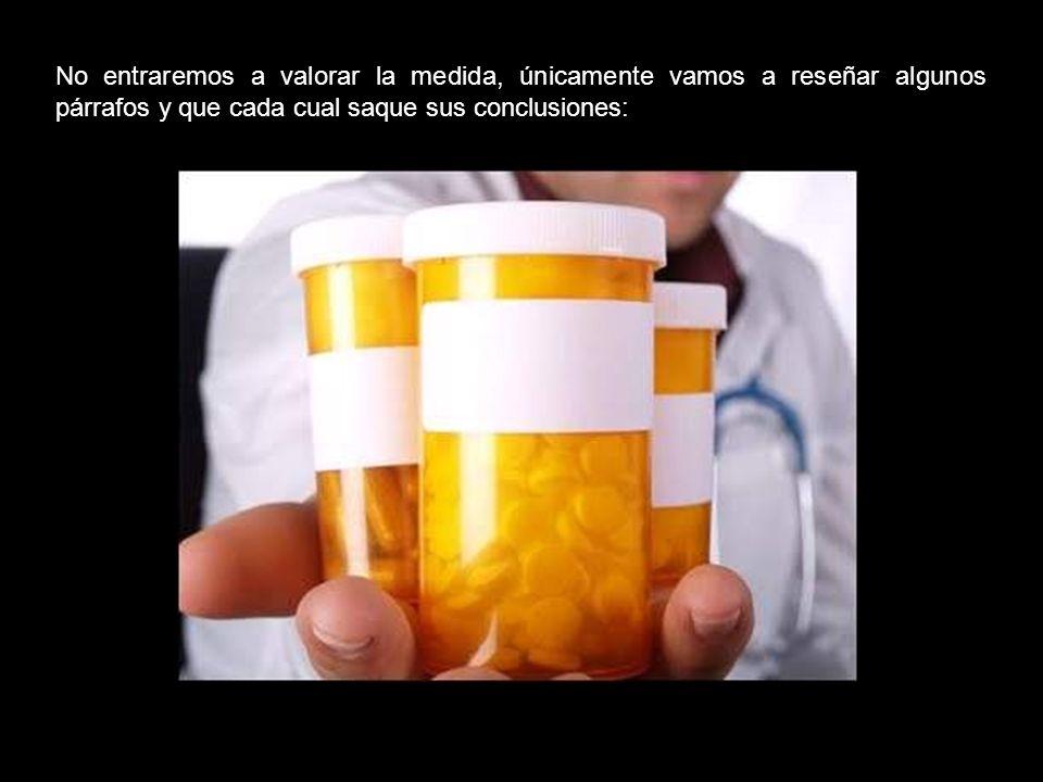 FUENTES http://capitandelasardina.wordpress.com/2009/07/20/gripe-a-via-libre- para-medicamentos-no-autorizados-en-espana/ http://despiertateya.blogspot.com/2009/07/espana-campo-de-pruebas- para.html http://acratas.mihost.info/Prometheo/autores/espana-campo-de- pruebas-o-conejos-de-indiasdonde-experimentar-con-farmacos-y- vacunas-no-autorizadas%C2%A1ojo/ http://noticias.juridicas.com/base_datos/Admin/l29-2006.t2.html#a24 http://noticias.juridicas.com/base_datos/Admin/rd1015-2009.html http://www.casareal.es/noticias/news/20090618_viajes_estado_nueva_ zelanda-ides-idweb.html http://www.vademecum.es/noticias_detalle.cfm?id_act_not=2514