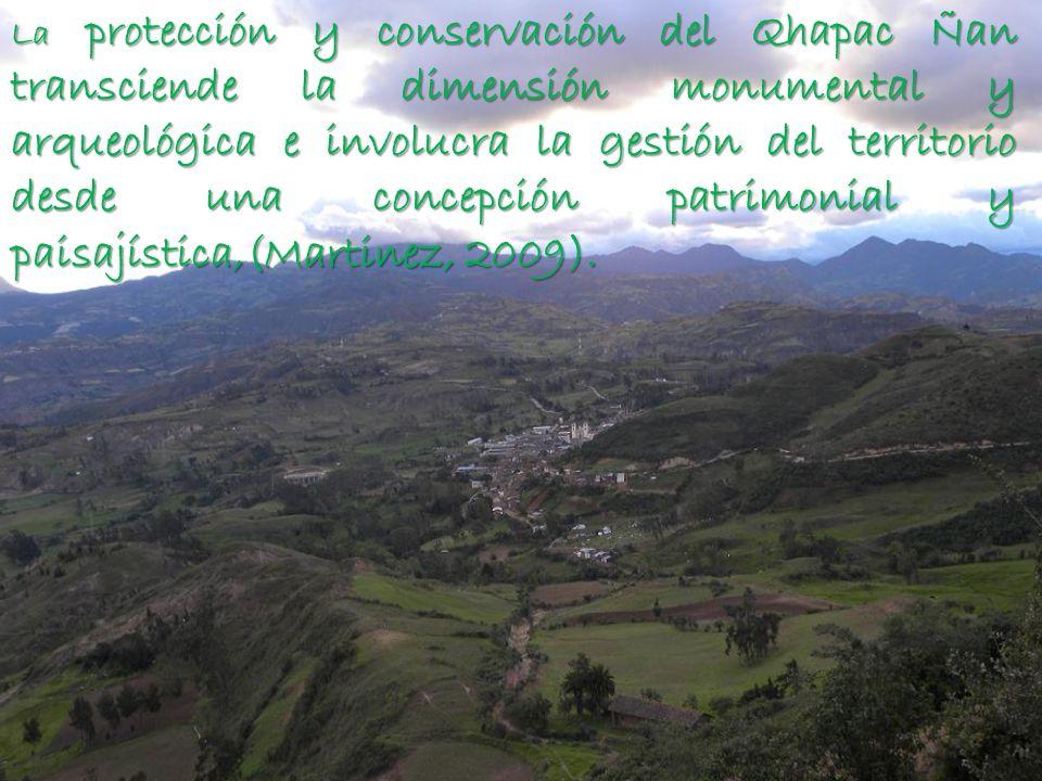 EL QHAPAC ÑAN EL CAMINO REAL EN CHENTÉN EN EL FILO DE LA DIVISORIA DE AGUAS DE VERTIENTES PACÍFICO (RÍO CHANCAY) Y EL ATLÁNTICO(RÍO CHOTANO )