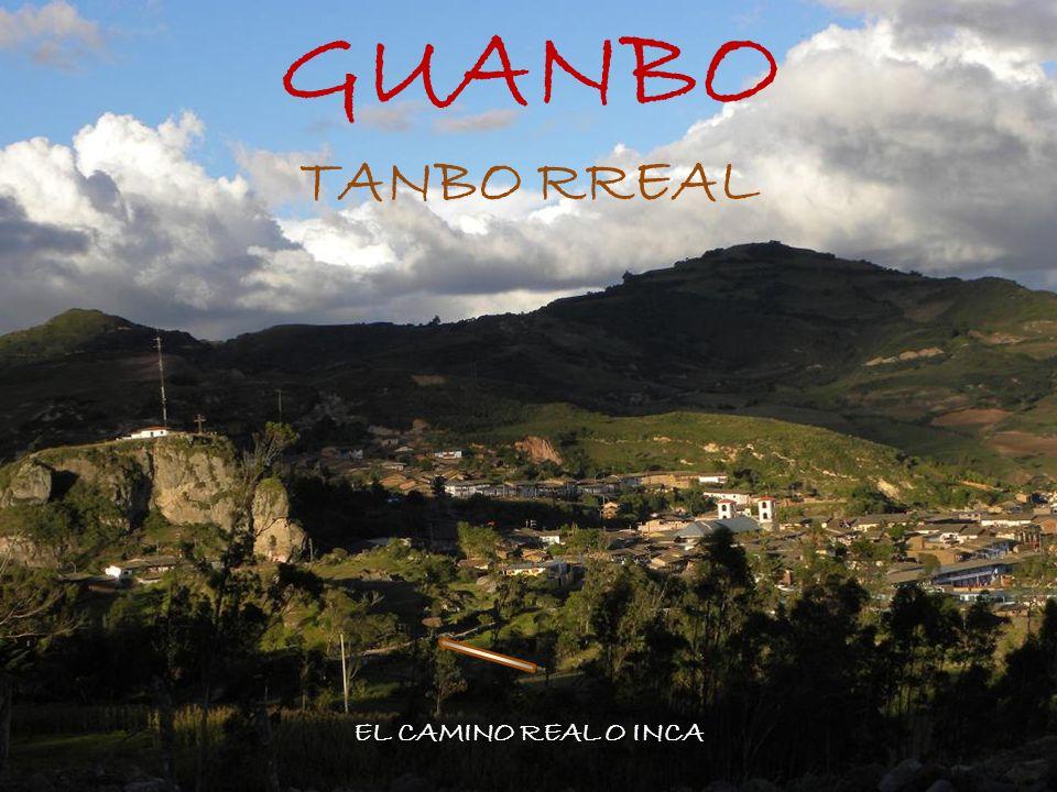 Guaman Poma, 1615-1616. GUANBO TANBO RREAL