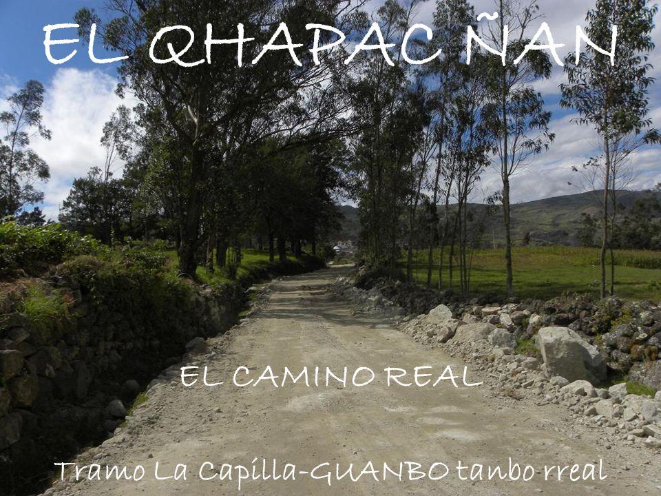 Según Martínez (2009), El Qhapaq Ñan fue la arteria principal de una profusa red de caminos que se tejió en los Andes en tiempos del Imperio Inca y qu