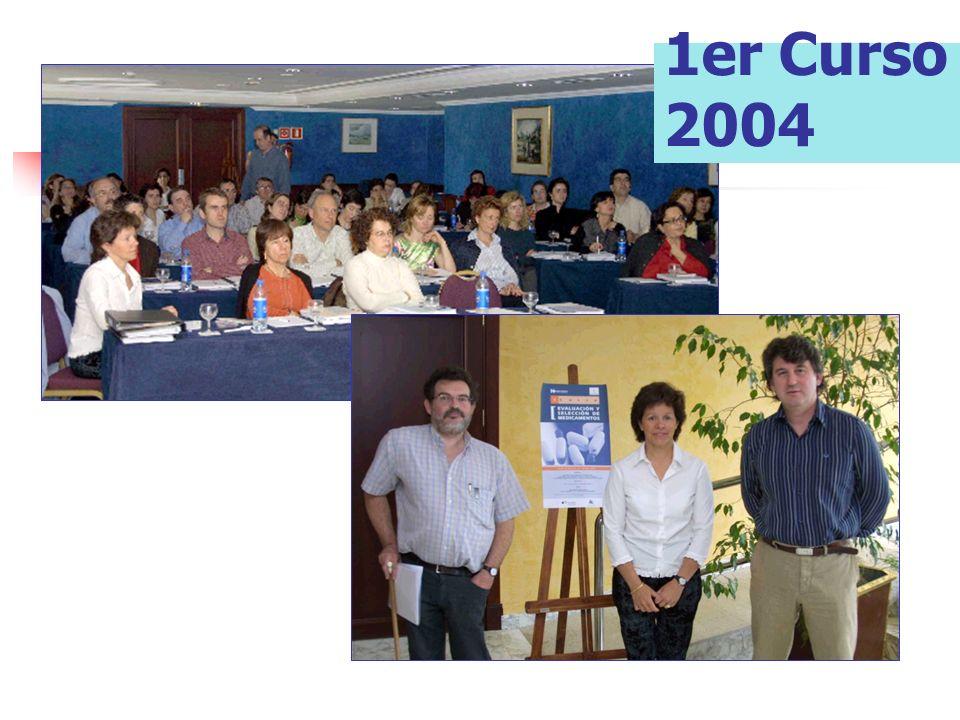 VII CURSO Evaluación y selección de medicamenos Sevilla, 12-15 de Mayo de 2009 Algo del post-madre o del madre-2