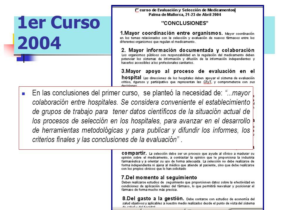 Proyecto de investigación FIS 2007-2009 Estudio Grupo Génesis.