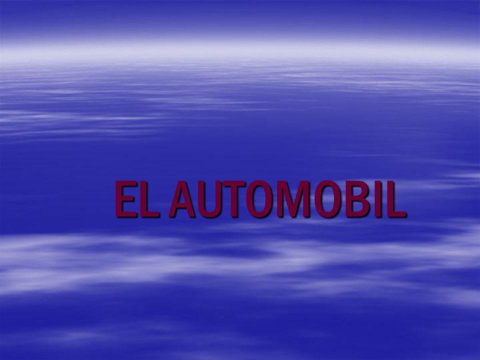 EL AUTOMOBIL EL AUTOMOBIL