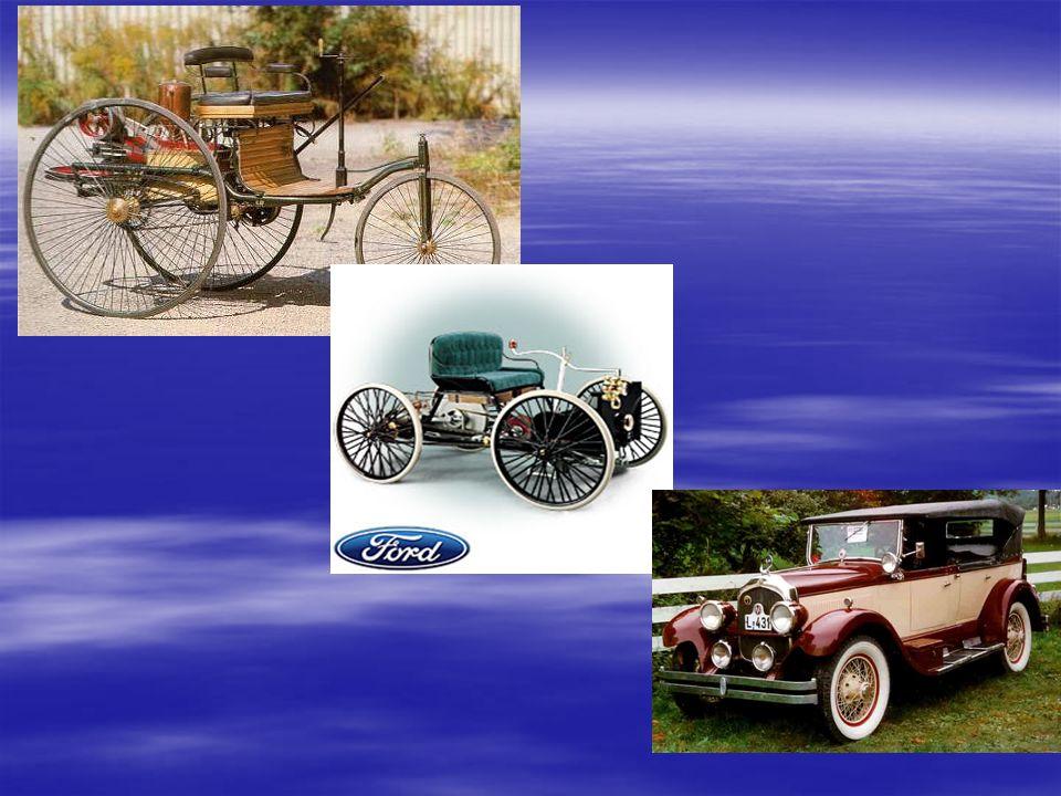 En la actualidad, ha progresado tanto el automóvil, que no se descarta un futuro En la actualidad, ha progresado tanto el automóvil, que no se descart
