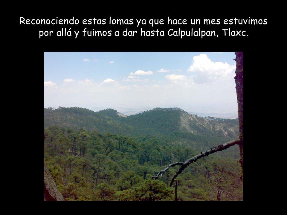La altitud + pendiente = viacrucis