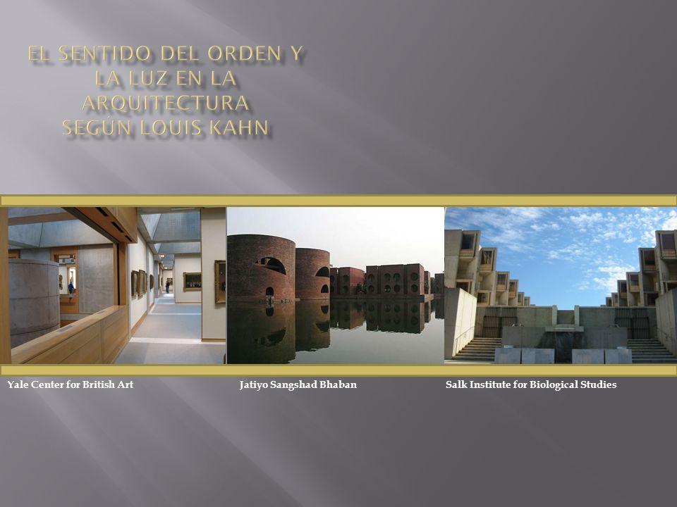 Jatiyo Sangshad BhabanSalk Institute for Biological StudiesYale Center for British Art