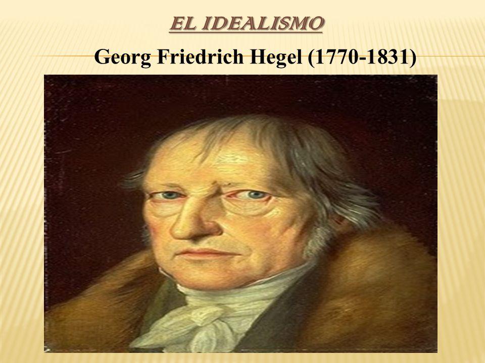 El idealismo histórico es una de las principales corrientes del pensamiento historiográfico.