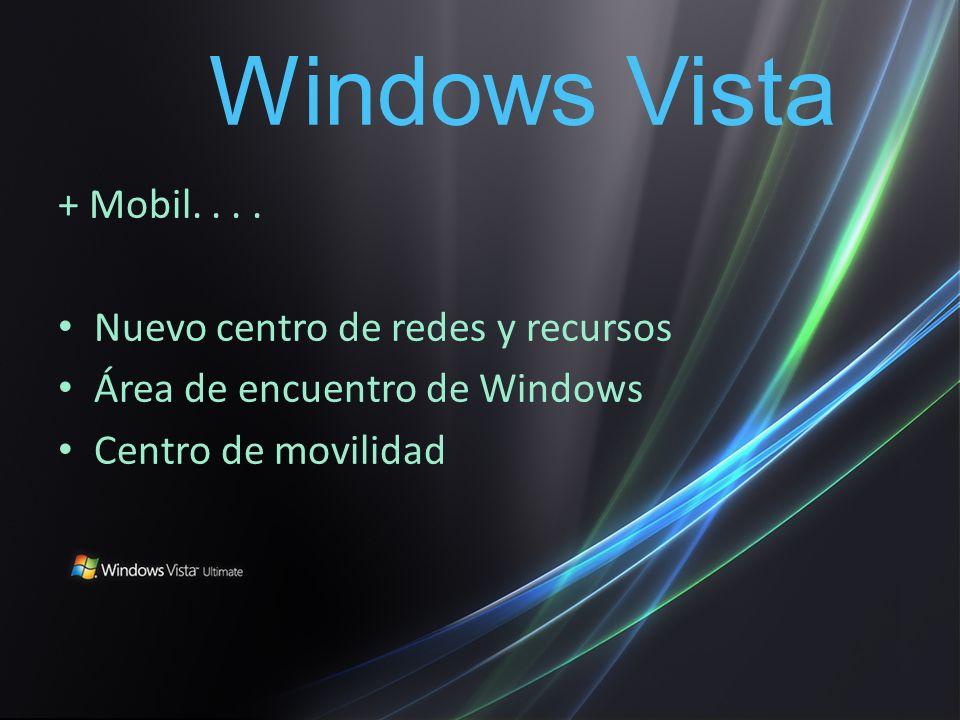 Windows Vista a la medida… Home Basic Home Premium Ultimate Business Windows Vista