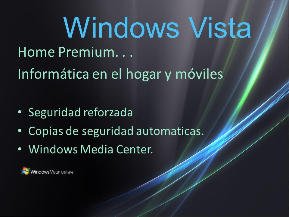 Home Premium...