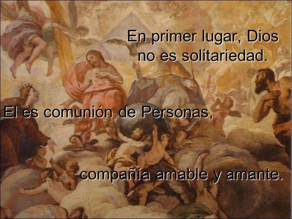 La fiesta de este domingo y las lecturas bíblicas de su misa, nos permiten reconocer algunos de los rasgos de la imagen de Dios a la cual debemos asem