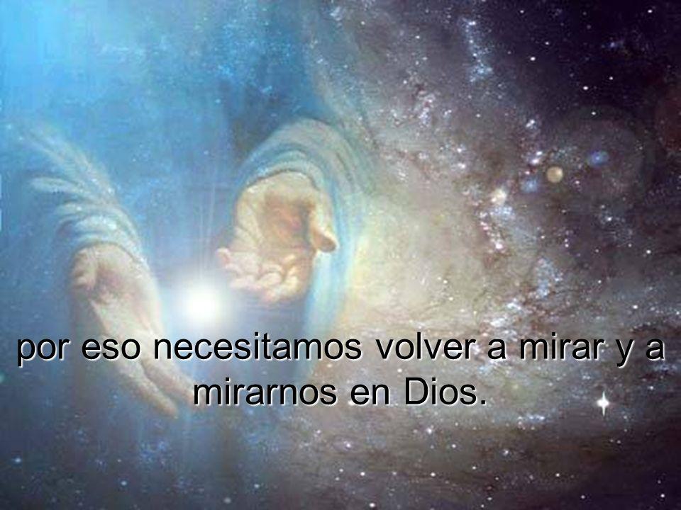 Por eso podemos decir en verdad ¡Padre! por la fuerza del Espíritu.