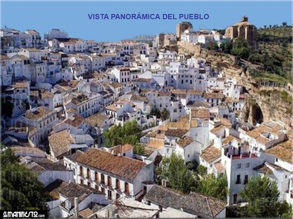 Este es un pueblo de la provincia de Cádiz, con 3.051 habitantes, y a una distancia de la capital de 136 kilómetros