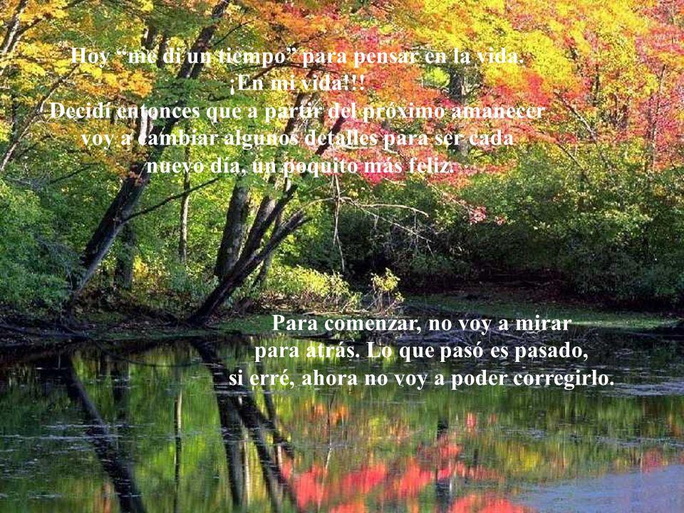 A PARTIR DEL PRÓXIMO AMANECER Presentación y Montaje: Luiz Carlos Peralva Texto: Autor Desconocido Música Jattendais Celine Dion