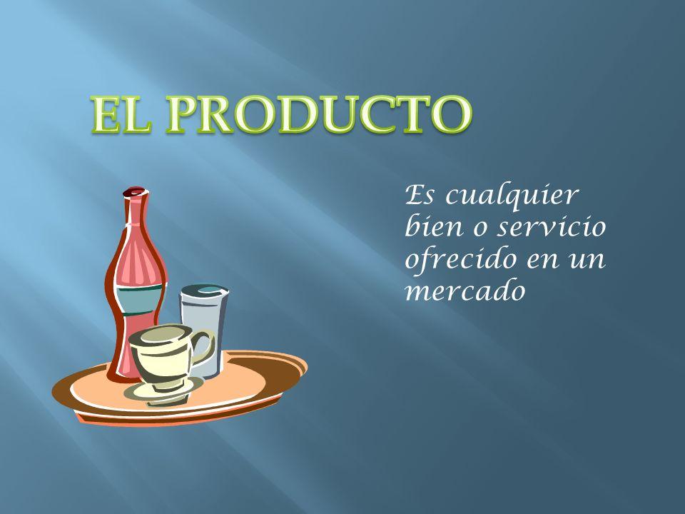 Intrínsecas: son todos aquellos elementos que componen internamente el producto tales como el sabor, el olor, la textura, entre otros.