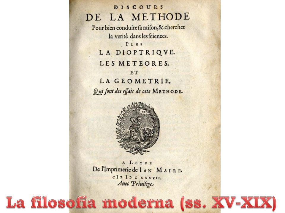 Guillermo de Ockham Representa la crisis de la Escolástica. Nominalismo, no existen ideas universales, sino etiquetas, nombres que ponemos a conjuntos