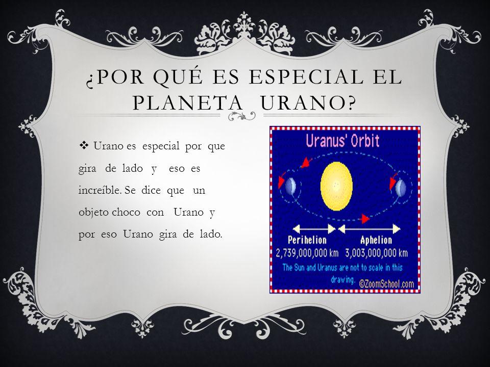 Urano es importante por que será divertido para aprender y podrás descubrir muchas cosas de Urano.