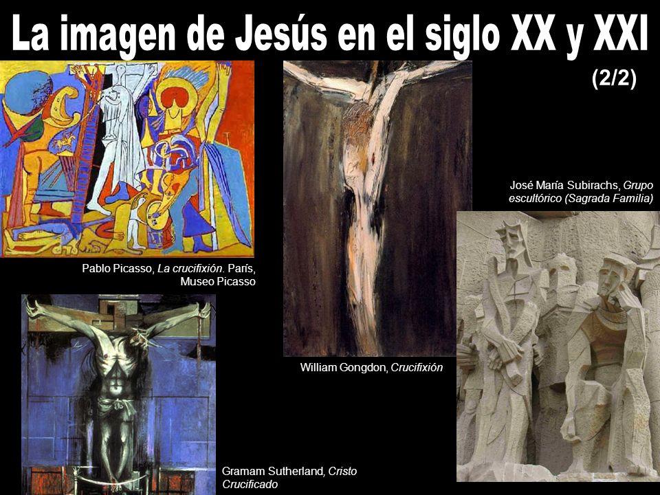 (2/2) Pablo Picasso, La crucifixión.