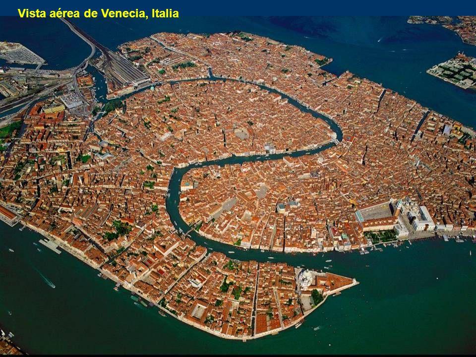 Laguna de Venecia, Italia