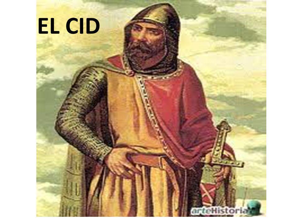 Rodrigo Díaz (el cid).R odrigo Díaz nació en Vivar ( Burgos) en 1043.
