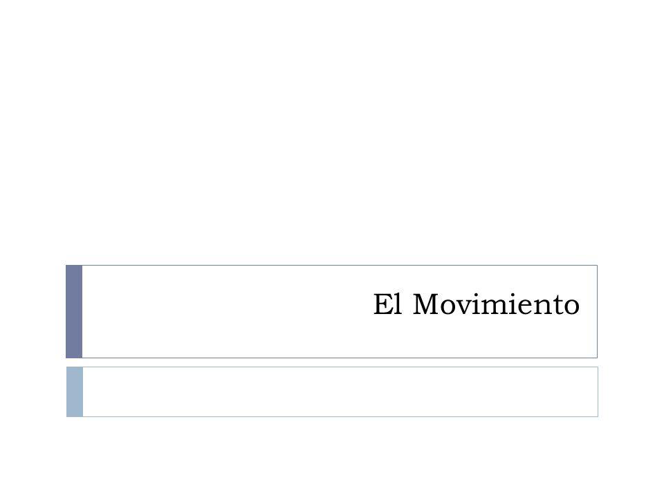El Movimiento