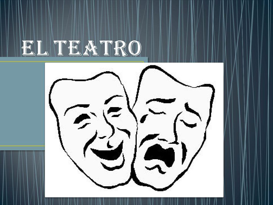 S e denomina teatro a la rama del arte escénico, relacionado con la actuación, que representa historias frente a una audiencia usando una combinación de discurso, gestos, escenografía, música, sonido y espectáculo.