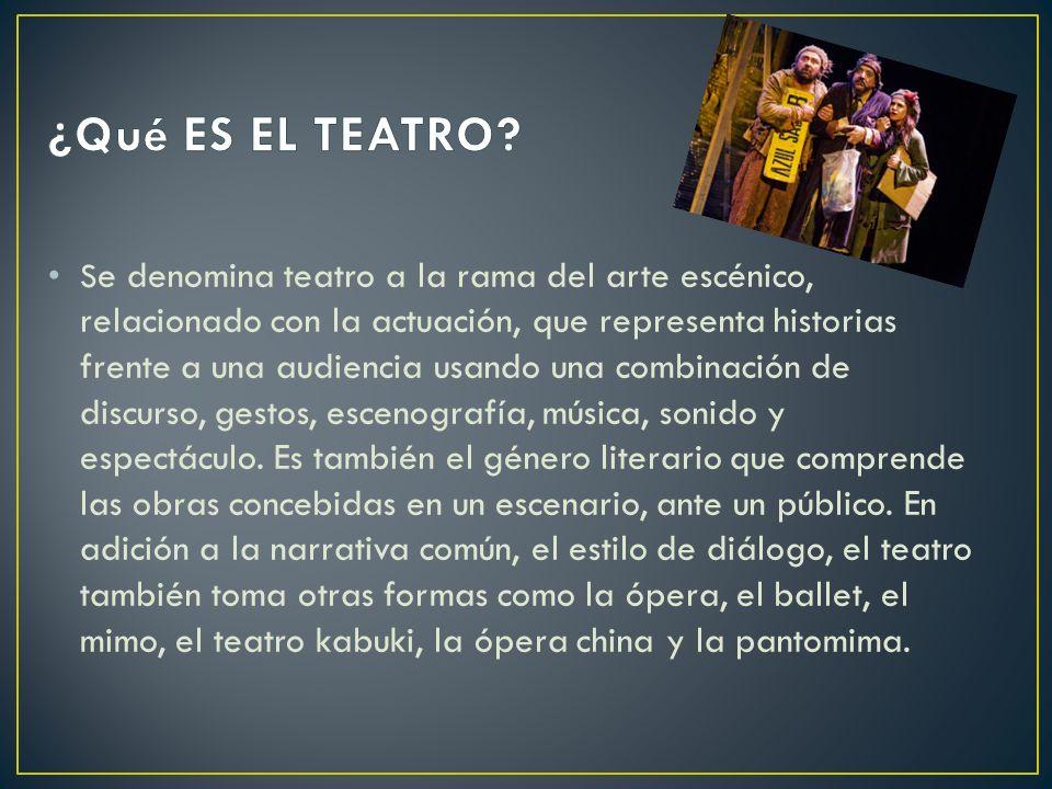 Tratar con la historia no escrita del teatro implica remontarnos a la historia misma de la humanidad ya que, en su esencia, ese conglomerado de acciones humanas que los antiguos griegos codificaron como teatro, no pertenece a ninguna raza, período o cultura en particular.