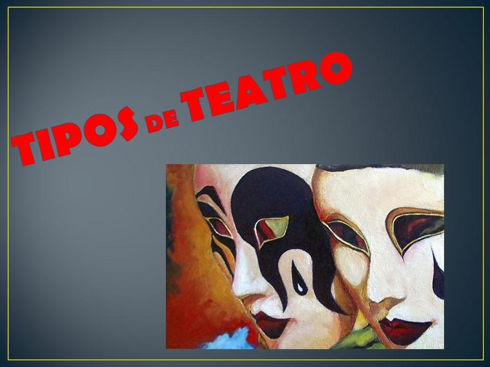 Las cuatro formas teatrales del drama griego eran la tragedia, el drama satírico, la comedia y el mimo.