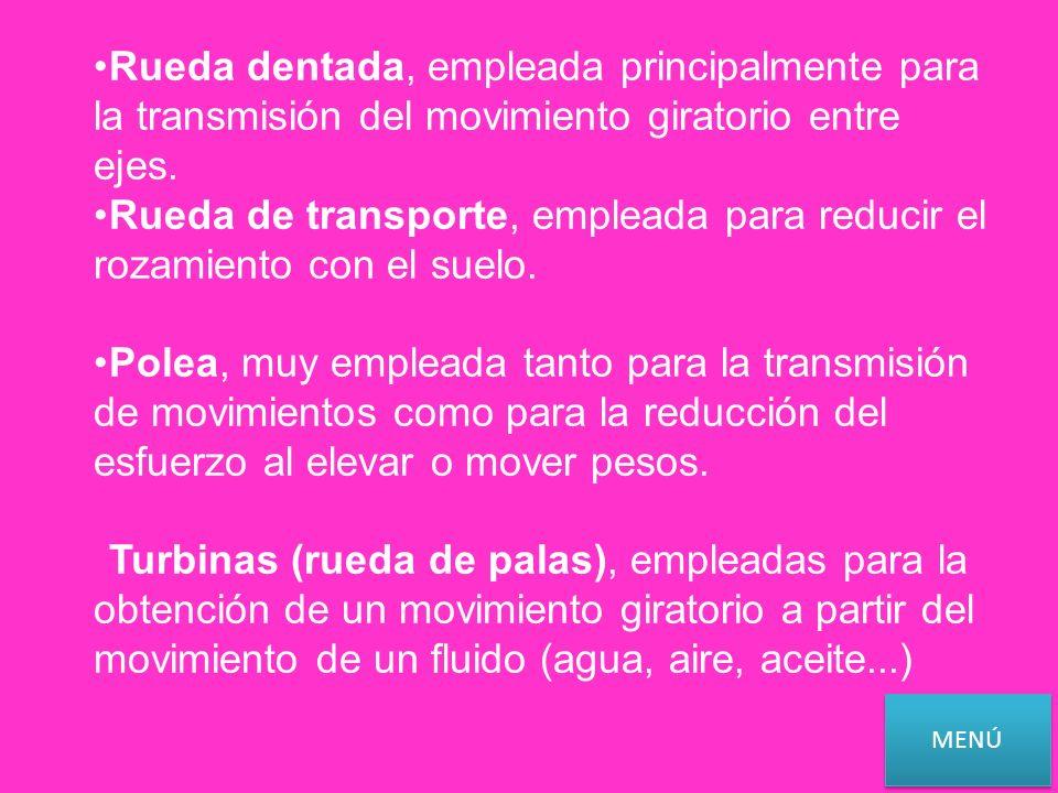 TIPOS DE RUEDA NEXT