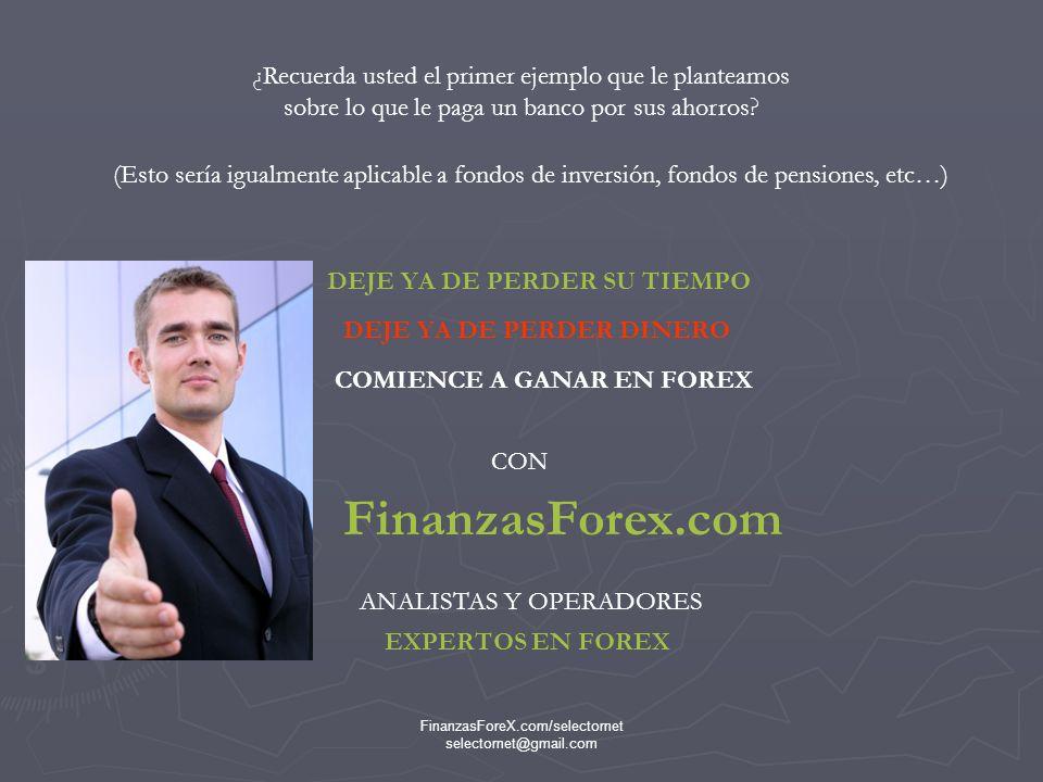 FinanzasForeX.com/selectornet selectornet@gmail.com Pero … ¿ Cuánto se parece el movimiento actual a esos patrones.