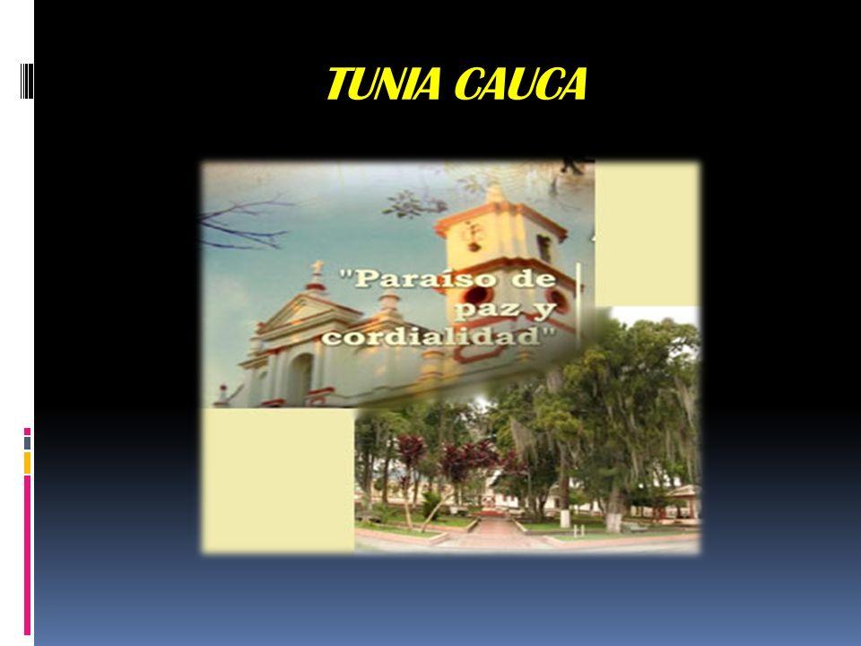 TUNIA CAUCA