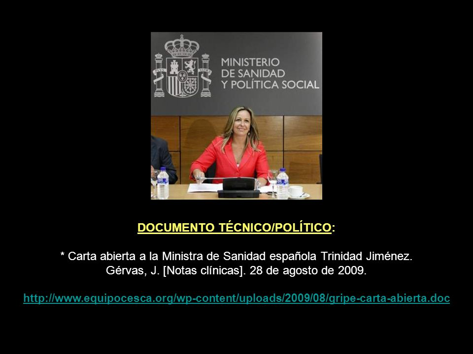 La presentación estará disponible en inglés, italiano, francés y portugués.