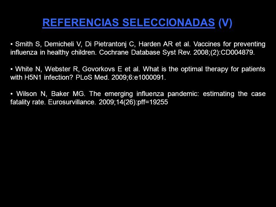 Mateo M, Larraux A, Mesonero C. La vigilancia de la gripe. Nuevas soluciones a un viejo problema. Gac Sanit. 2006;20:67-73. Melnychuk RM, Kenny NP. Pa