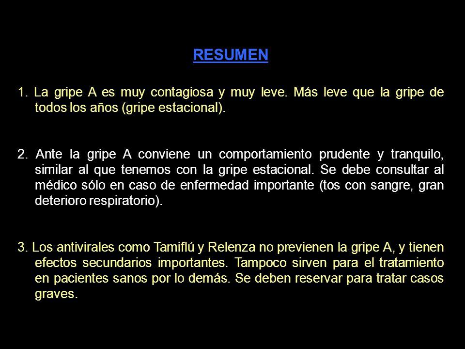 CAMPAÑA DE PREVENCIÓN DE LA GRIPE PORCINA EN 2009
