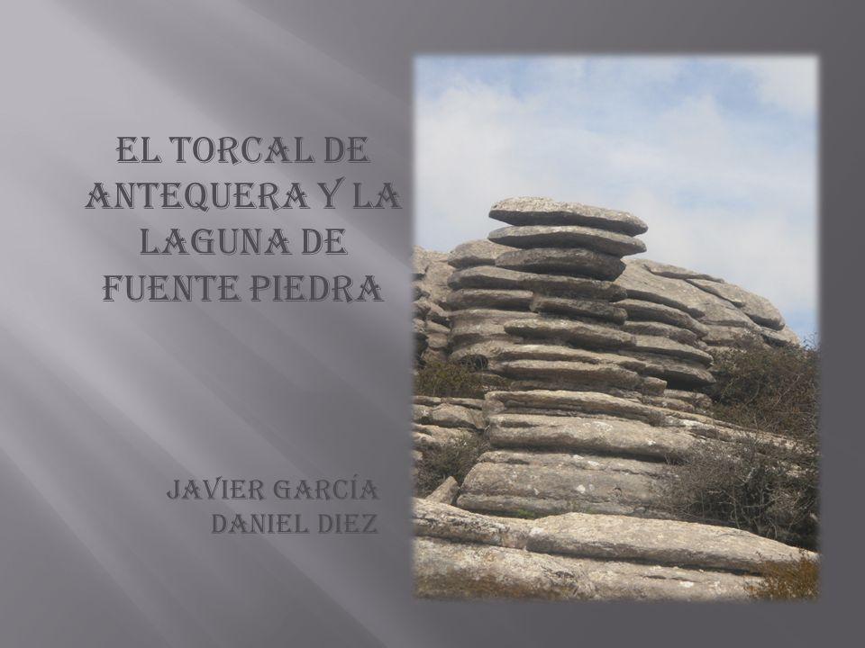 El torcal de antequera y la laguna de fuente piedra Javier garcía Daniel DIEZ