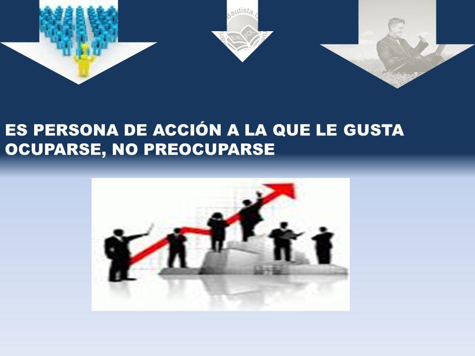 INICIATIVA CAPACIDAD DE ADELANTARSE A LAS PERSONAS Y A LOS ACONTECIMIENTOS.