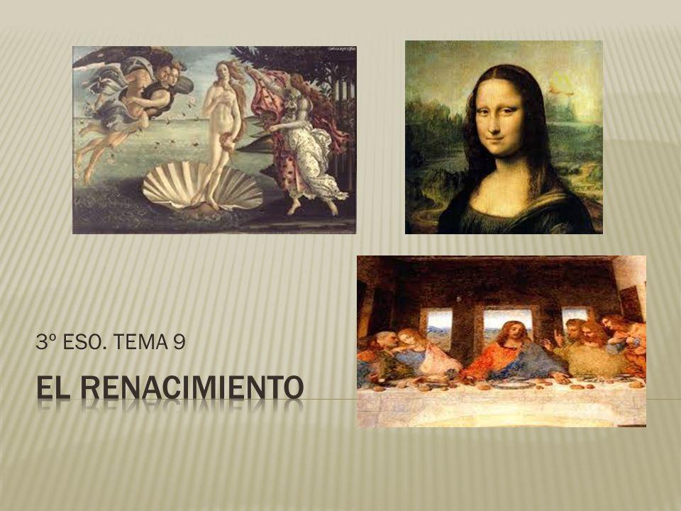 I.Concepto II. Contexto a) Política y sociedad b) El Humanismo III.
