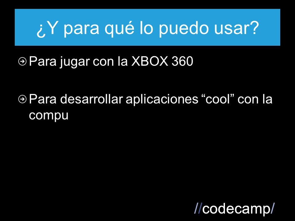 //codecamp/ ¿Y para qué lo puedo usar.