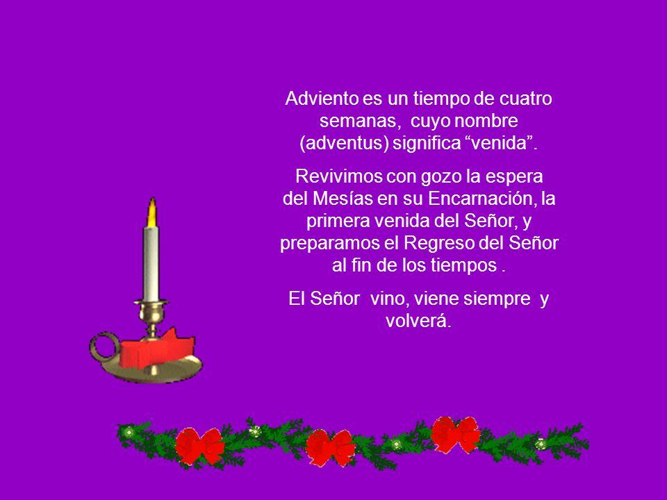 REFLEXIONANDO SOBRE EL ADVIENTO Parroquia Ntra. Señora de la Medalla Milagrosa MOVIMIENTO DE DISCÍPULOS MISIONEROS AÑO 2009.