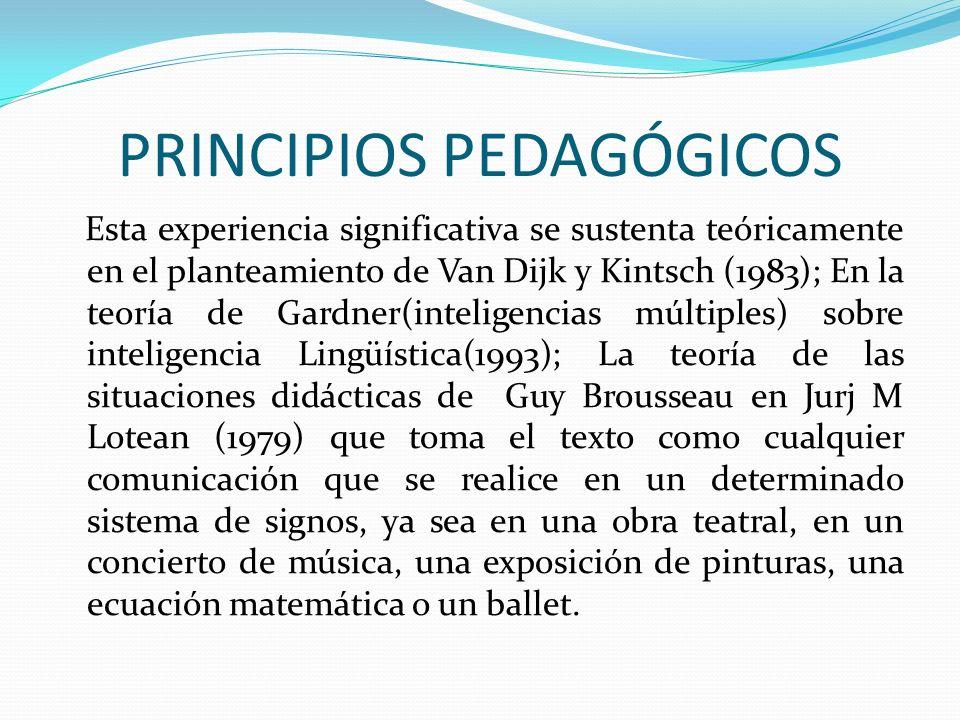 POBLACIÓN BENEFICIADA En el año 2011 se benefician 44 estudiantes de grados sexto de la Institución Educativa Vicente Díaz.