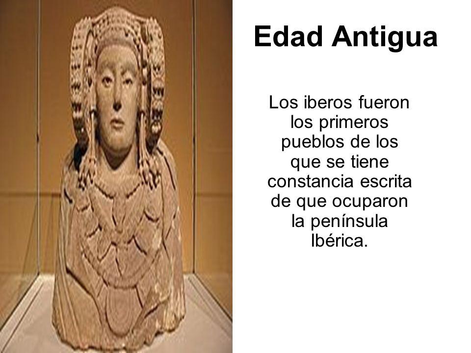Edad Media La primera idea de Hispania/España como país se materializó con la monarquía visigoda.