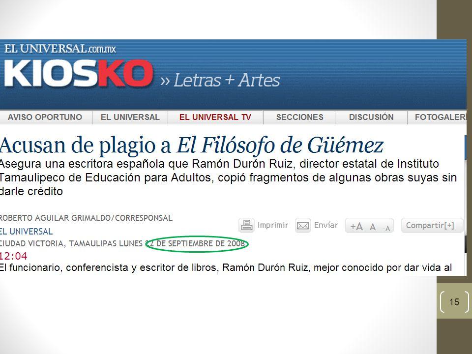 Paso previo: Fuentes de información 16 De acuerdo a Hernández Sampieri y otros (2006) Fuentes de información Primarias Secundarias Terciarias