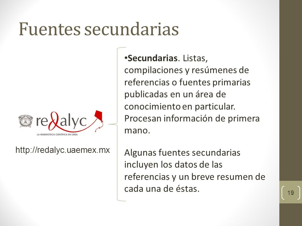 20 Otros recursos La Universidad La Salle cuenta con acceso también a algunas bases de datos como Proquest, EBSCO, etc.