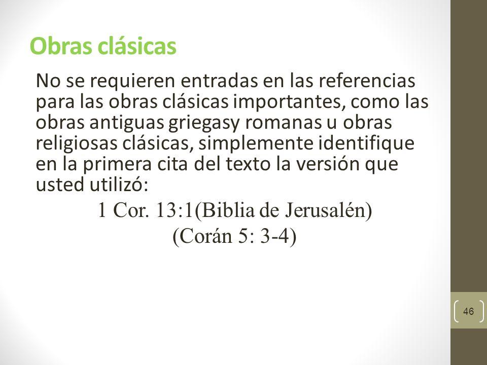 Cita directa o textual Consiste en usar las palabras de otro autor sin hacer ningún cambio al texto original.