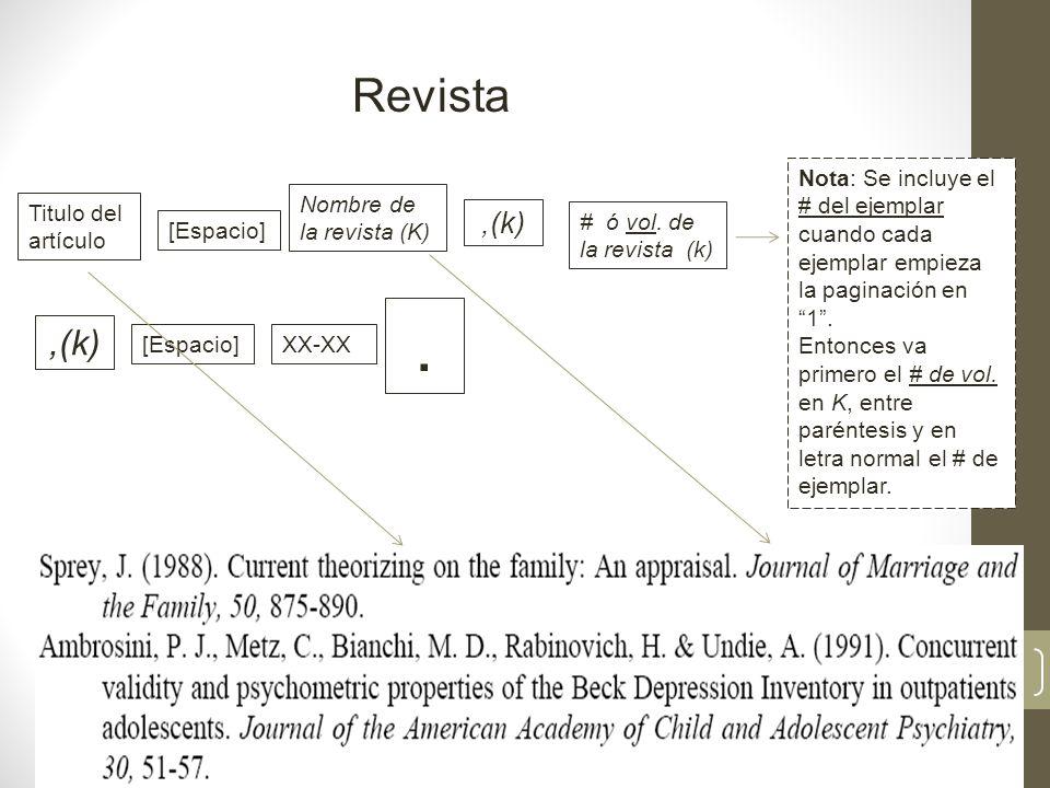 Artículo de revista científica 66 Revista con paginación continua Mellers, B.