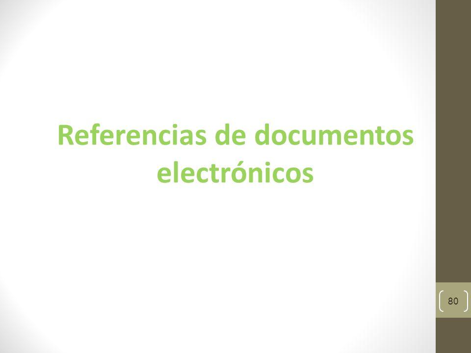 Para versiones electrónicas basadas en documentos impresos (como en el PDF), ofrezca páginas inclusivas (xx-xx) del artículo citado.