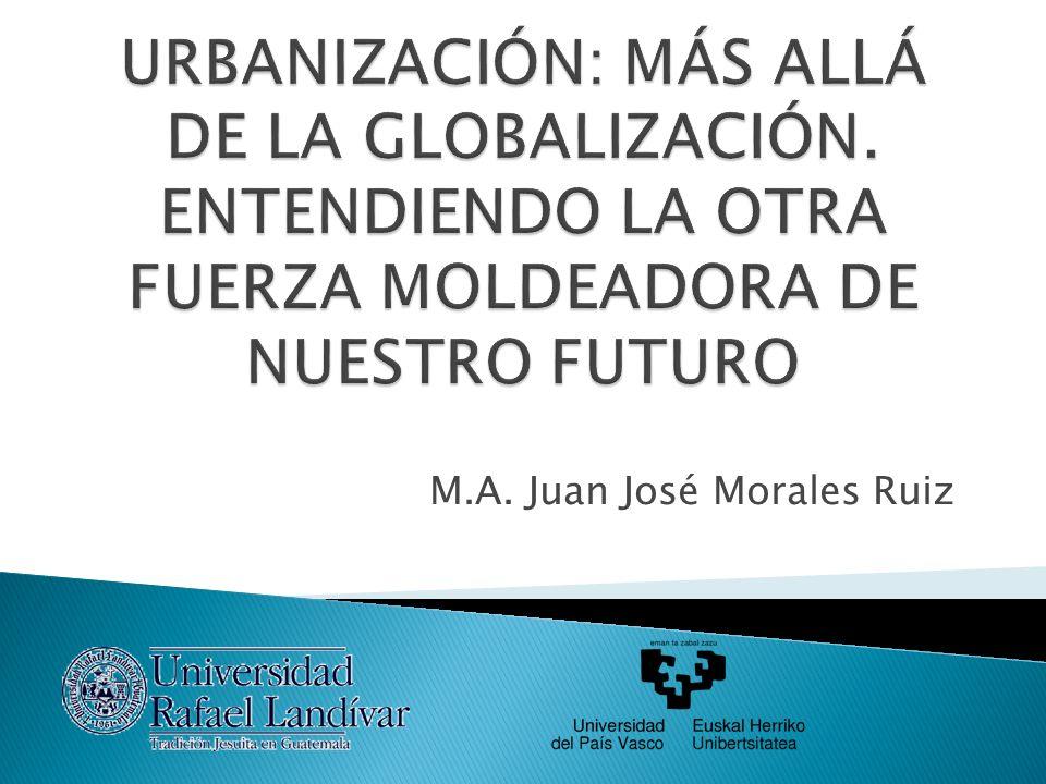 M.A. Juan José Morales Ruiz