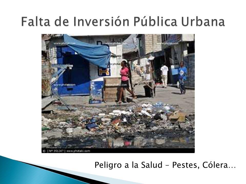 Peligro a la Salud – Pestes, Cólera…