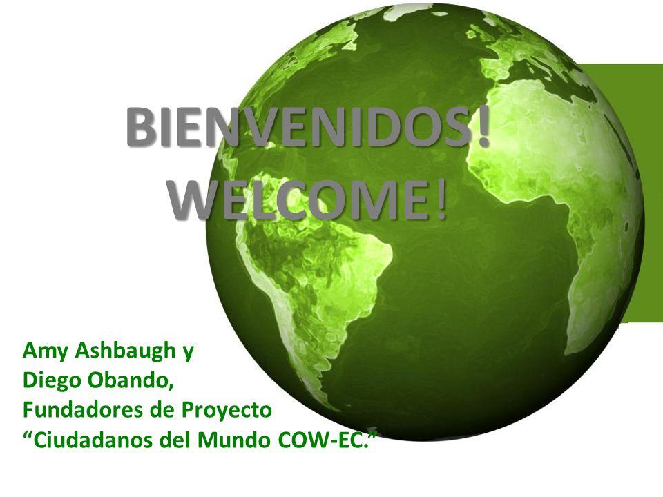 BIENVENIDOS.WELCOME.