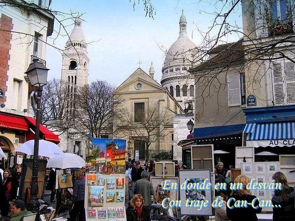 Solíamos gritar, comer Y pasear alegres por Paris...
